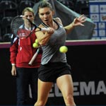 Simona Halep's Mental Keys to Playing Big Servers