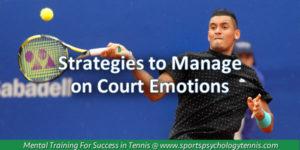 Composure in Tennis