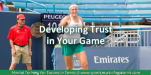 Trusting Your Game