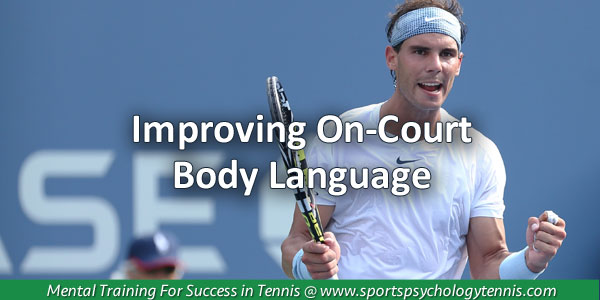 Positive Body Language in Tennis