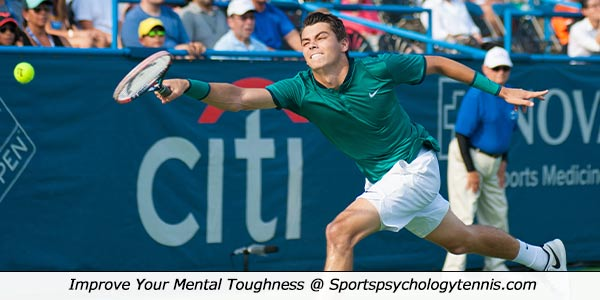 Tennis Mental Toughness